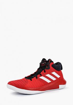 Кроссовки adidas Pro Elevate 2018. Цвет: красный