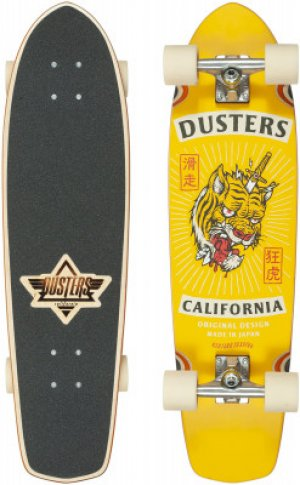 Круизер Tora 31 Dusters. Цвет: оранжевый