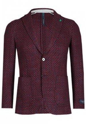 Пиджак TOMBOLINI. Цвет: красный