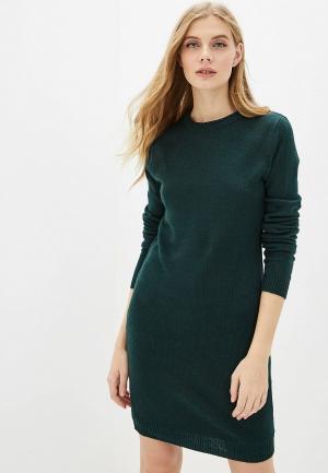 Платье Brave Soul. Цвет: зеленый