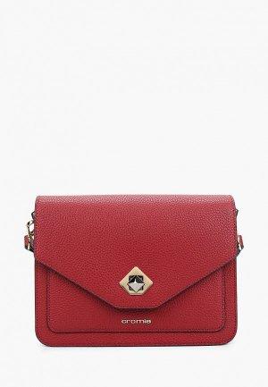 Сумка Cromia MINA. Цвет: красный
