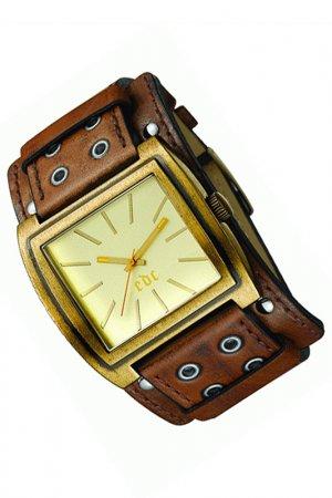 Часы EDC by Esprit. Цвет: коричневый