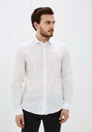 Рубашка Versace Collection. Цвет: белый