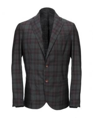 Пиджак MARTIN ZELO. Цвет: свинцово-серый
