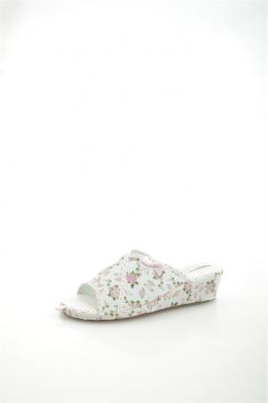 Тапочки De Fonseca. Цвет: белый