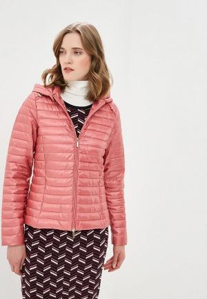 Куртка утепленная iBlues SANDRO. Цвет: розовый