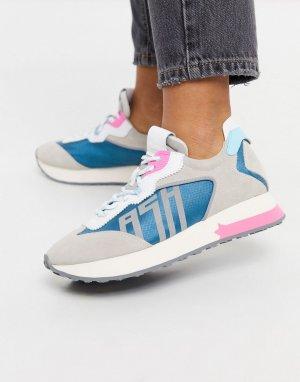 Кроссовки для бега -Мульти Ash