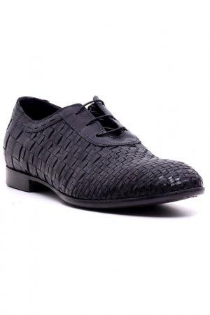 Туфли AREA FORTE. Цвет: черный