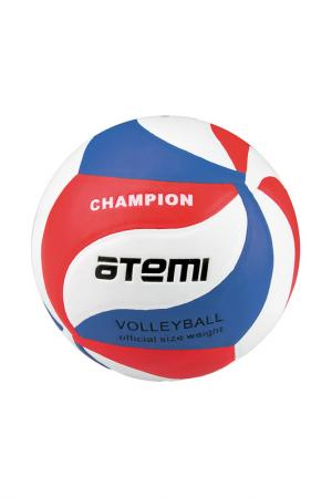 Мяч волейбольный Atemi. Цвет: синий, белый, красный