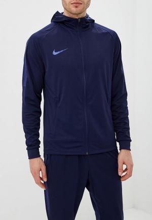 Костюм спортивный Nike M NK DRY SQD TRK SUIT HD K18. Цвет: синий