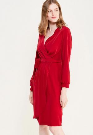 Платье Rinascimento. Цвет: красный