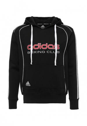 Худи adidas Combat Hoody Sweat Boxing Club. Цвет: черный