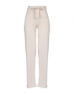 Повседневные брюки COLOMBO. Цвет: голубиный серый