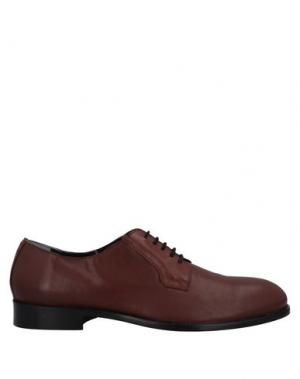 Обувь на шнурках BRUNO MAGLI. Цвет: какао