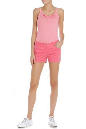 Топ U.S. Polo Assn.. Цвет: 930 розовый