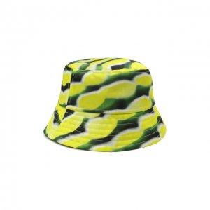 Панама Dries Van Noten. Цвет: жёлтый