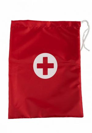 Мешок для хранения Homsu First-aid kit. Цвет: красный