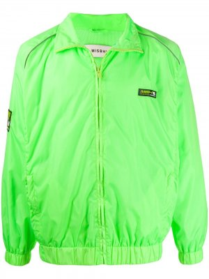 Спортивная куртка Europa Misbhv. Цвет: зеленый
