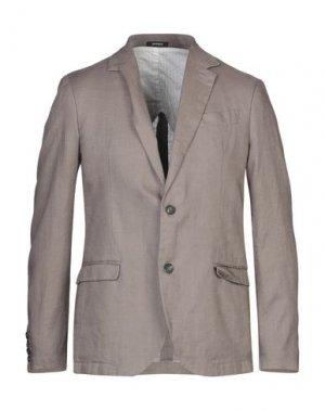 Пиджак OFFICINA 36. Цвет: светло-коричневый