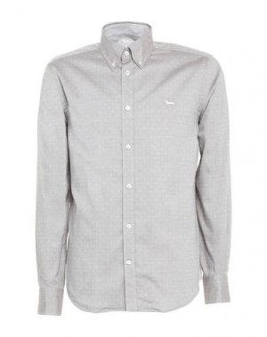 Pубашка HARMONT&BLAINE. Цвет: хаки