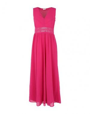 Длинное платье REBEL QUEEN by LIU •JO. Цвет: фуксия