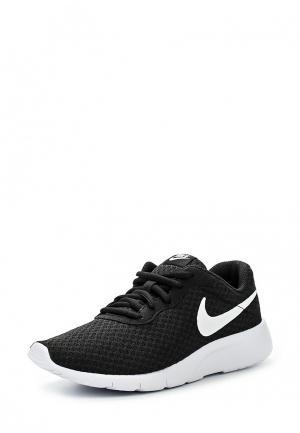 Кроссовки Nike Tanjun Big Kids Shoe. Цвет: черный