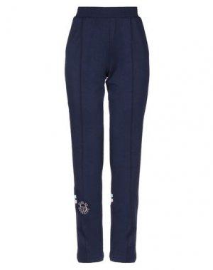 Повседневные брюки SERGIO TACCHINI. Цвет: синий