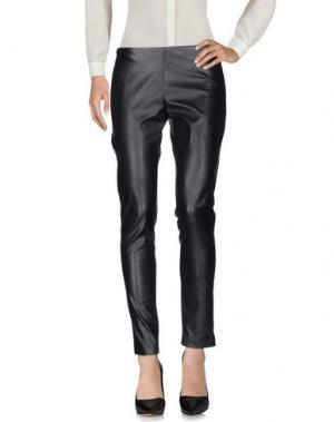 Повседневные брюки ANNARITA N TWENTY 4H. Цвет: темно-синий