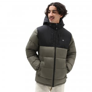 Куртка Bluejay MTE-1 VANS. Цвет: черный_мульти