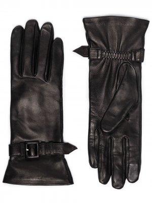 Перчатки Myla Agnelle. Цвет: черный