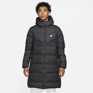 Мужская парка Sportswear Storm-FIT Windrunner - Черный Nike