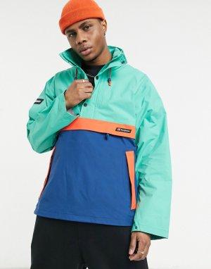 Зеленая куртка Smock 86-Зеленый цвет Berghaus