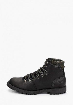 Ботинки Barbour Quantock Hiker. Цвет: черный