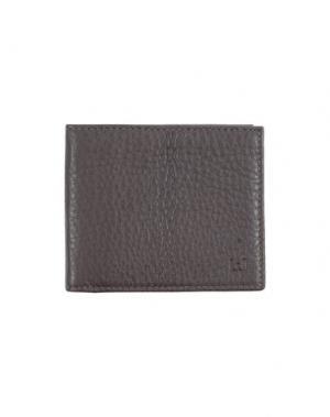 Бумажник LIU •JO. Цвет: темно-коричневый