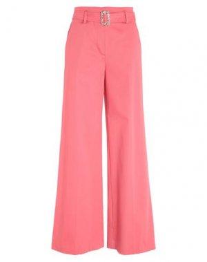 Повседневные брюки ATOS LOMBARDINI. Цвет: фуксия