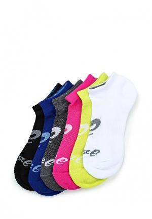 Комплект ASICS 6PPK INVISIBLE SOCK. Цвет: разноцветный