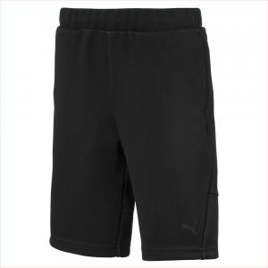 Шорты TECH Sweat Shorts PUMA. Цвет: черный