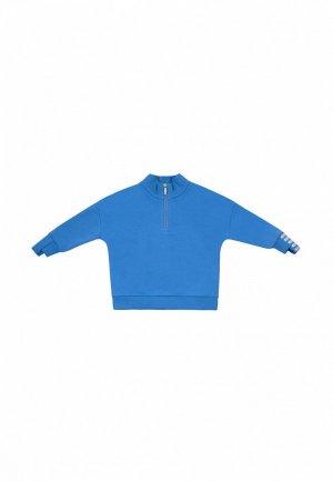 Олимпийка bodo. Цвет: синий