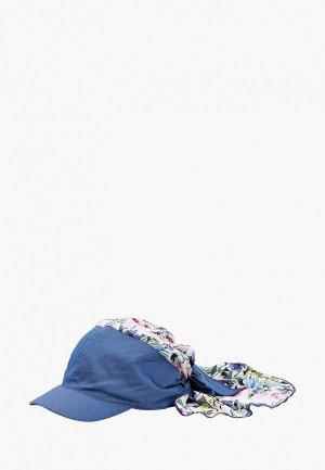 Кепка Сиринга. Цвет: синий