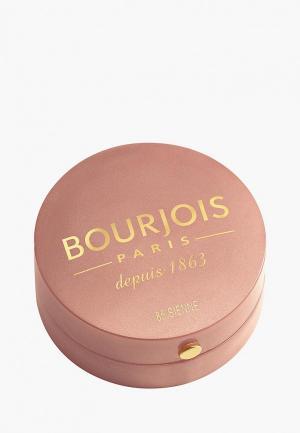 Румяна Bourjois Blusher Тон 85 sienne. Цвет: розовый