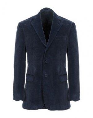 Пиджак CASTANGIA. Цвет: темно-синий
