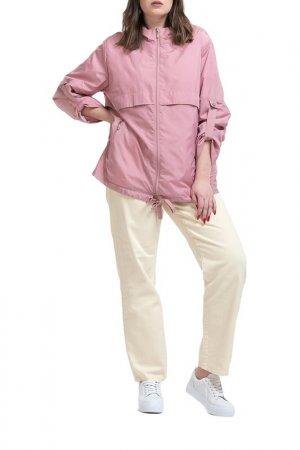 Ветровка Modress. Цвет: розовый