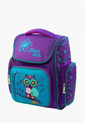 Рюкзак Vittorio Richi. Цвет: фиолетовый