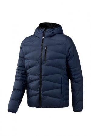 Куртка OW DWNLK JCKT Reebok. Цвет: синий