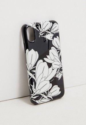 Чехол для iPhone Furla X/XS. Цвет: черный