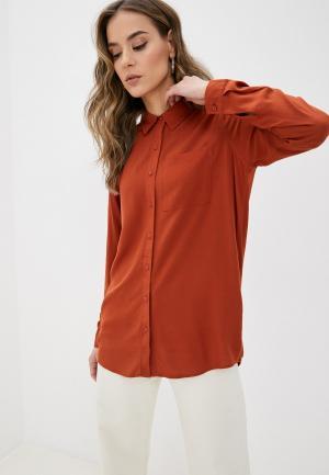Блуза Fresh Made. Цвет: оранжевый