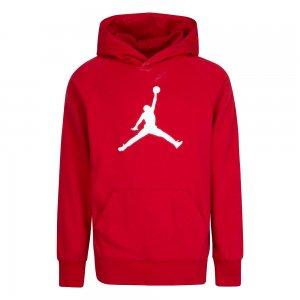 Logo Pullover Jordan. Цвет: красный