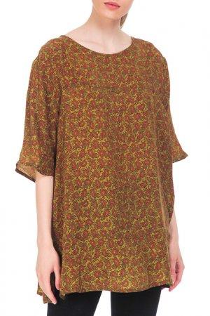 Blouse American Vintage. Цвет: brown