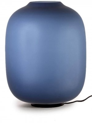 Настольная лампа Ayra среднего размера Cappellini. Цвет: синий