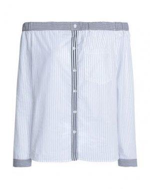 Pубашка BAILEY 44. Цвет: белый